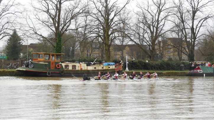 Men's Eight at IWL C (credit to Mrs Thomas)