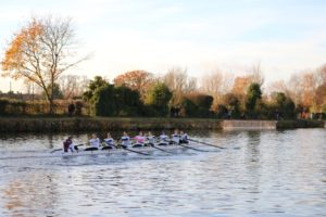 Women's Novice A racing in ChCh2016